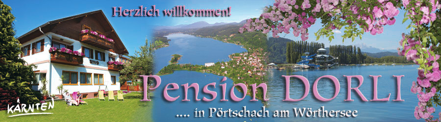 woerthersee pension dorli